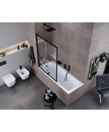Шторка для ванни Excellent розсувна Liner (KAEX.2930.1100.LP)