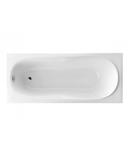Ванна  акрилова прямокутна Excellent Sekwana 1595x705 (WAEX.SEK16WH)