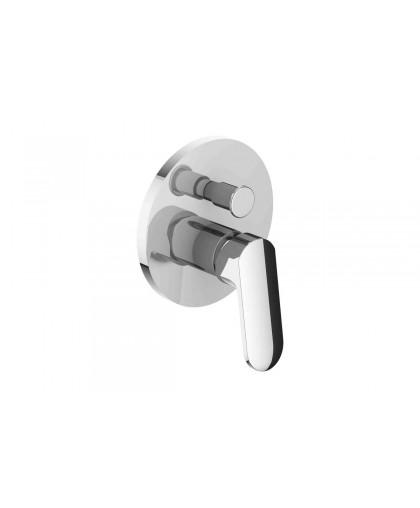 Змішувач Excellent для душу і ванни прихованого монтажу Calm (ARAC.5044CR)
