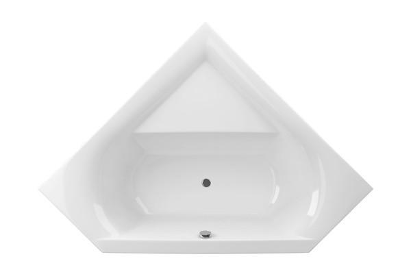 Ванна кутова 1500x1500 симетрична Excellent Supreme (WAEX.SUP15WH)