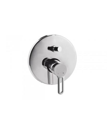 Змішувач Excellent для душу і ванни прихованого монтажу Active (ARAC.1044CR)