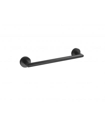 Вішак для рушника 30см / чорний мат (07.112-B)