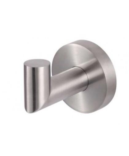 Гачок Stella | одинарний | матова сталь | серія CLASSIC (07.310-SB)