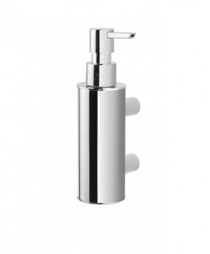 Дозатор Stella для рідкого мила | металевий | подвійне кріплення | серія CLASSIC (07.424)