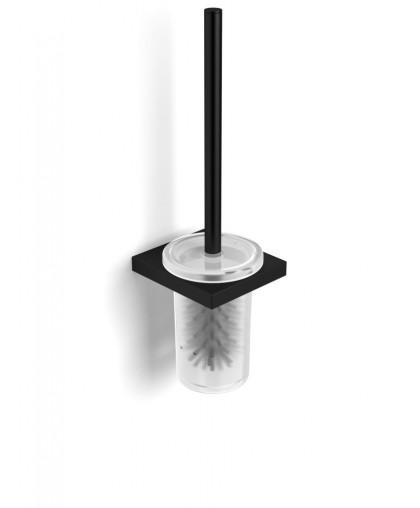 Йоршик підвісний для унітазу / чорний (05.430-B)