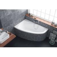 Ванна акрилова кутова Excellent Aquaria Comfort ліва 1600 x 1000 (WAEX.AQL16WH)