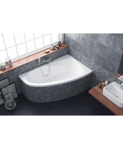 Ванна акрилова кутова Excellent Aquaria Comfort права 1600x1000 (WAEX.AQP16WH)