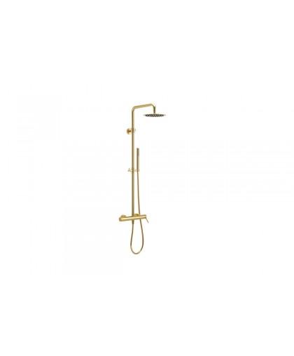 Комплект душовий Rain Excellent PI золото (AREX.1281GL)