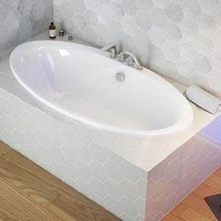 Овальні ванни