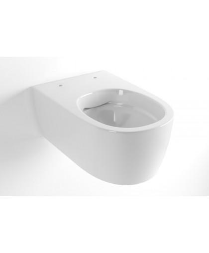 Унітаз Excellent підвісний безобідковий Doto Pure Rim з сидінням Soft Close 485*365 (CEAX.1404.485.WH)