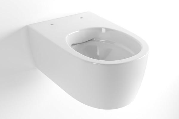 Унітаз Excellent підвісний безобідковий Doto Pure Rim з сидінням Soft Close 545*360 (CEAX.1404.545.WH)