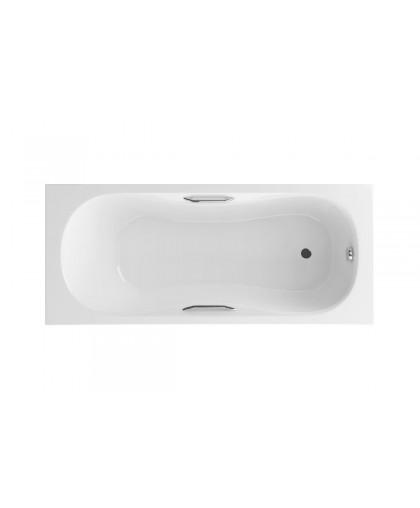 Ванна акрилова прямокутна 1700x750 Excellent Clesis (WAEX.CLL17WHC)