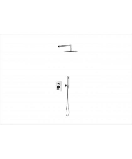 Комплект Excellent для ванни і душу прихованого монтажу Keria (AREX.SET.2045CR)
