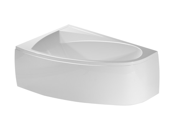 Універсальна кутова панель для ванни Excellent ліва (OBEX.CRL14)