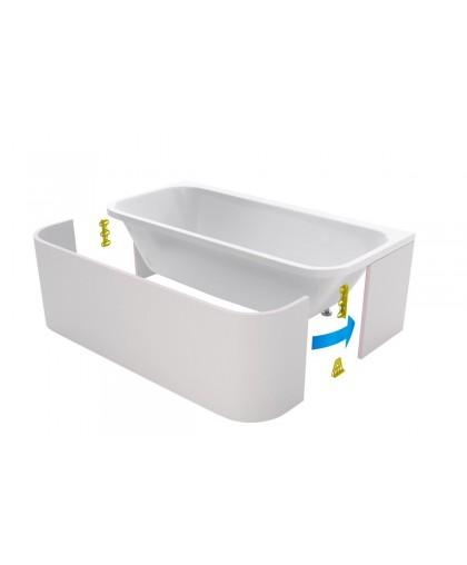 Панель для ванни Excellent Arana 1790х845 під плитку (OBEX.ARA.18WH)