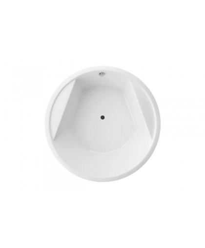Ванна акрилова кругла Excellent Great Arc 1600 Ф  (WAEX.GRE16WH)