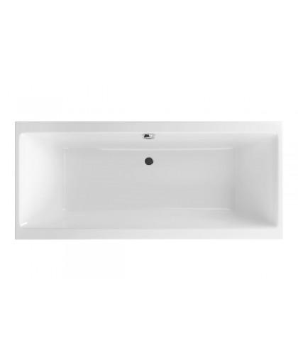 Ванна акрилова прямокутна Excellent PRYZMAT 1900x900 (WAEX.PRY19WH)