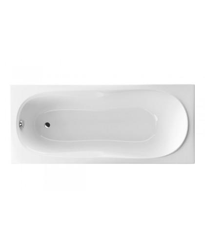 Ванна  акрилова прямокутна Excellent Sekwana 1400x705 (WAEX.SEK14WH)