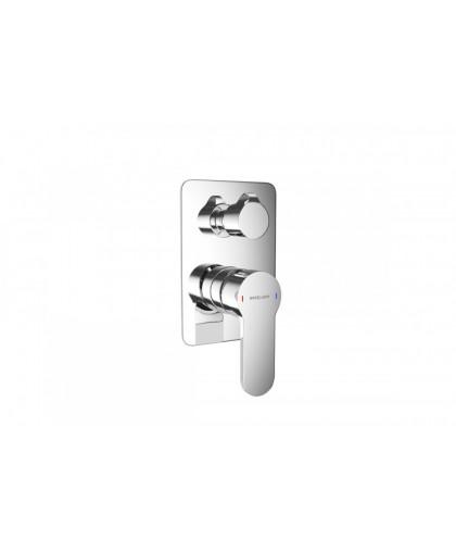 Змішувач для ванни прихованого монтажу Excellent Oxalia (AREX.9045CR)